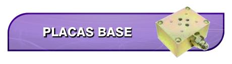 Accesorios Hidraulicos Placas Base