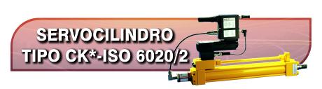Cilindros Hidraulicos CK-