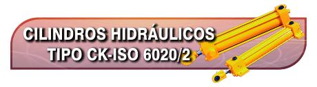 Cilindros Hidraulicos CK