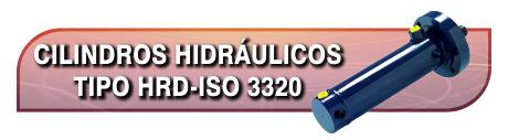 Cilindros Hidraulicos HRD