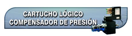 Proporcionales Cartucho Logico Compensador Presion