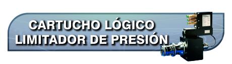 Proporcionales Cartucho Logico Limitador Presion